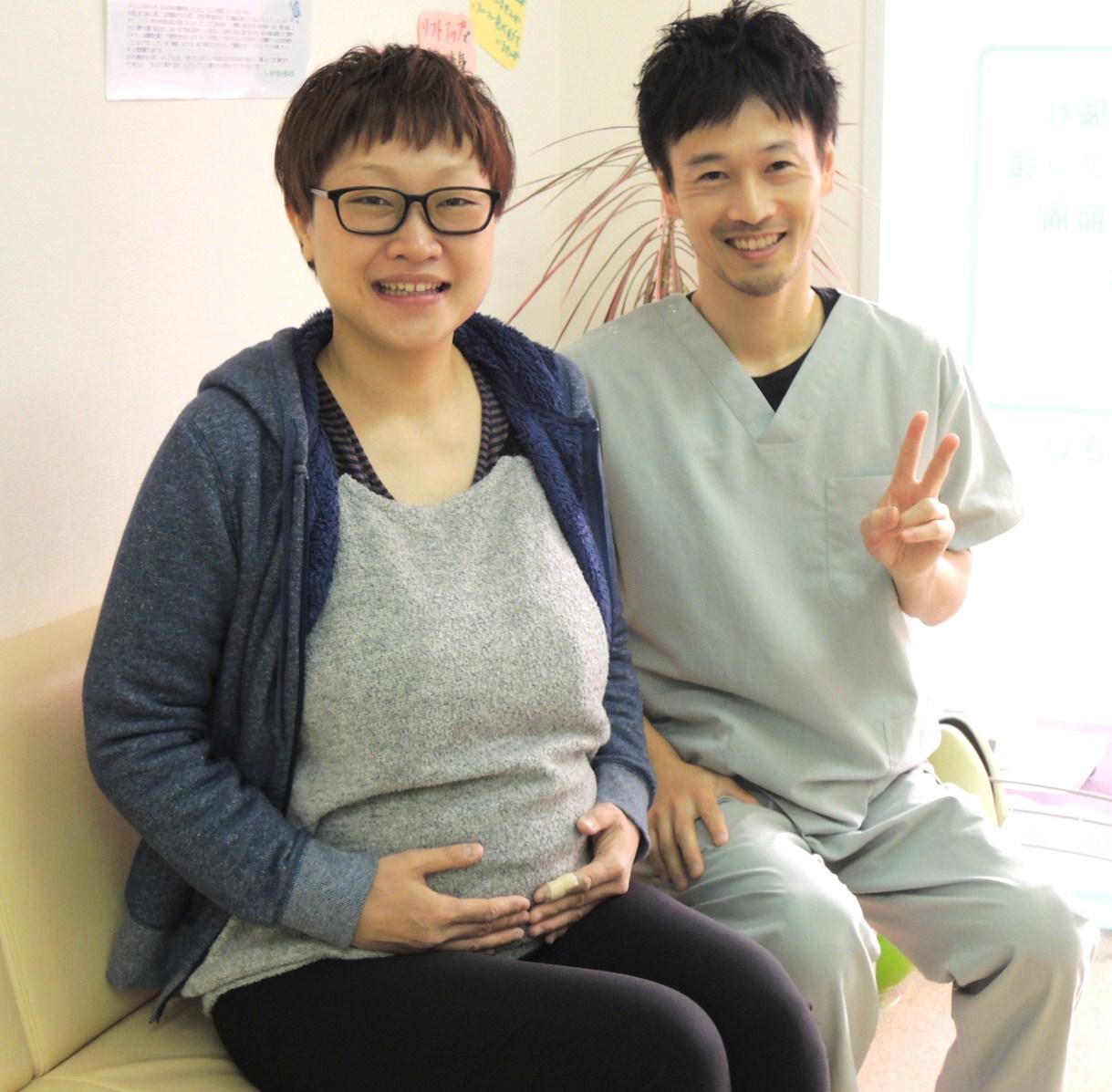 マタニティ・妊婦整体 山田さま 神戸垂水整体院