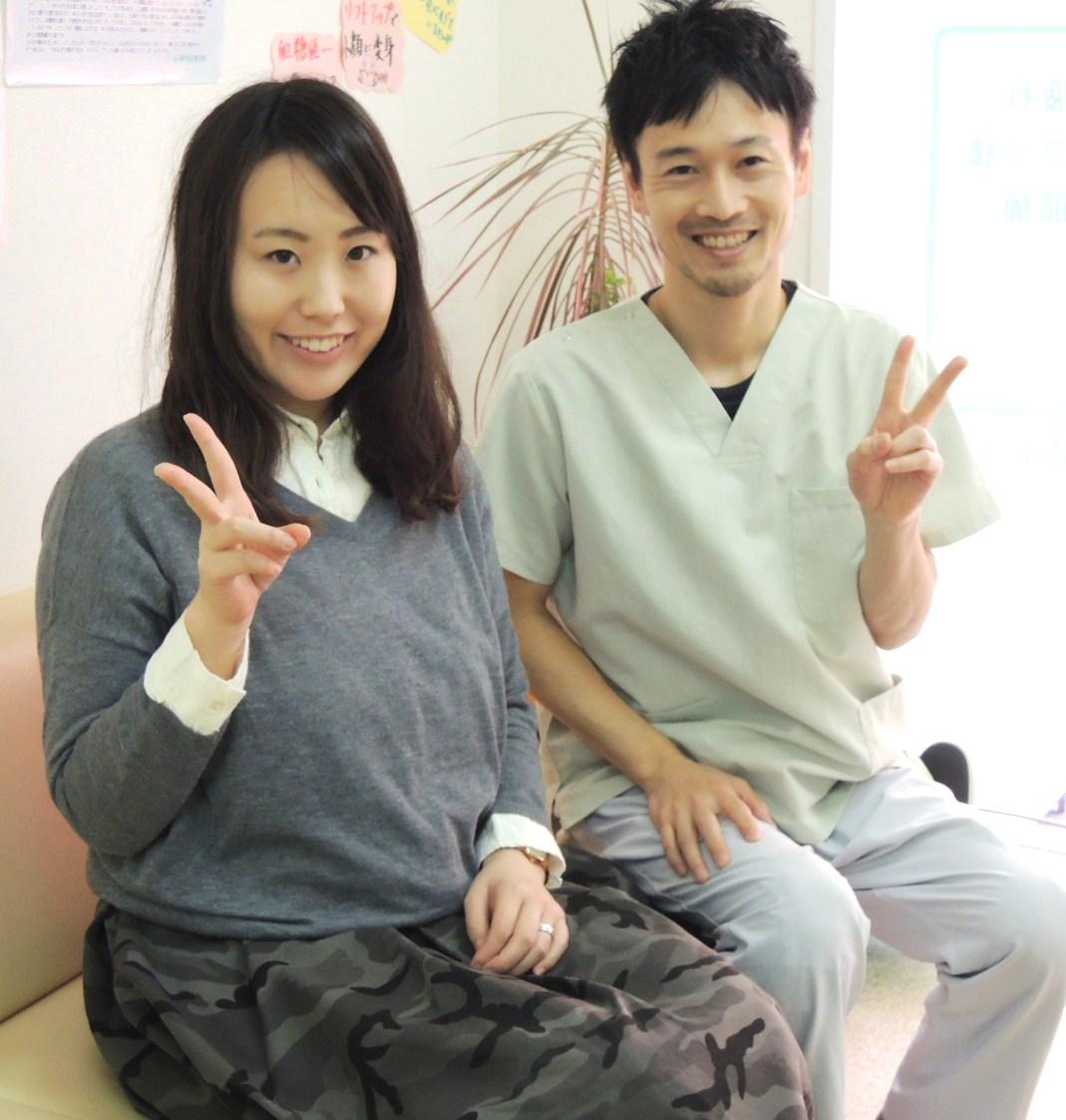 産後の骨盤矯正 Iさま 神戸垂水整体院