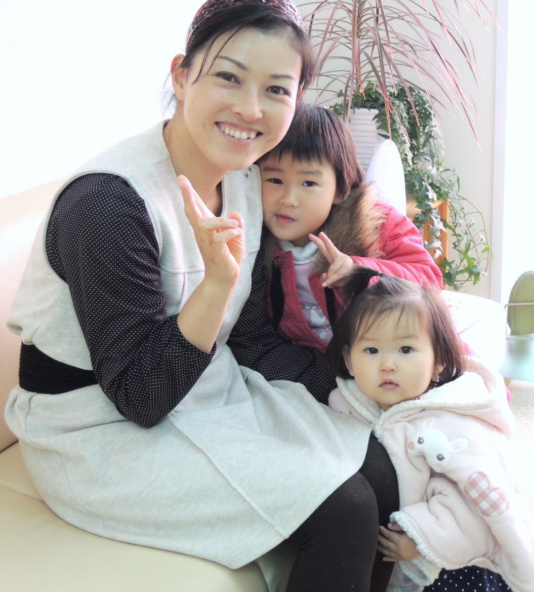 産後の骨盤矯正 K.Aさま 神戸垂水整体院