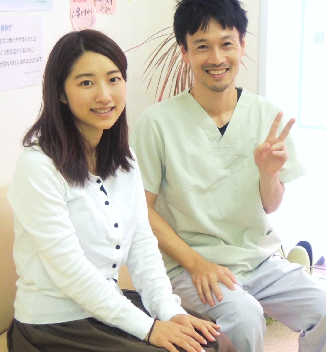 産後の骨盤矯正 神戸市須磨区 Kさま 神戸垂水整体院