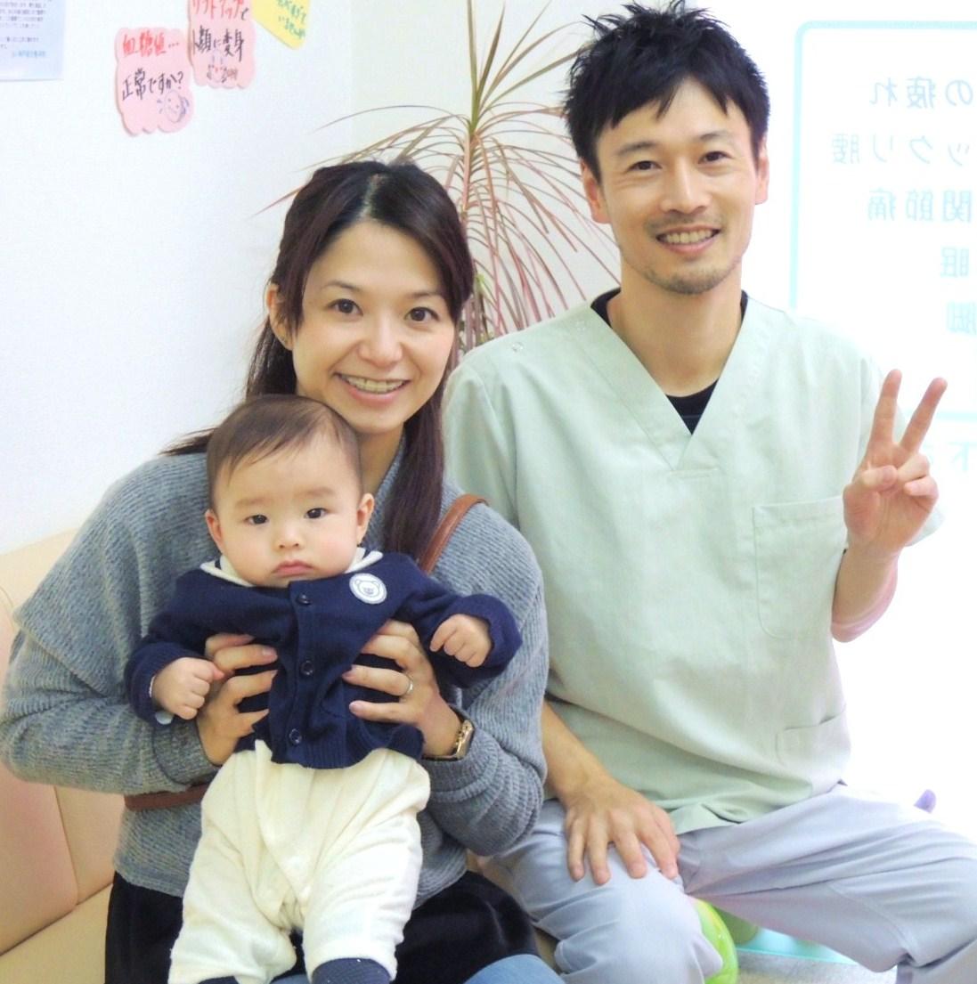 産後の骨盤矯正 神戸市中央区 田中さま