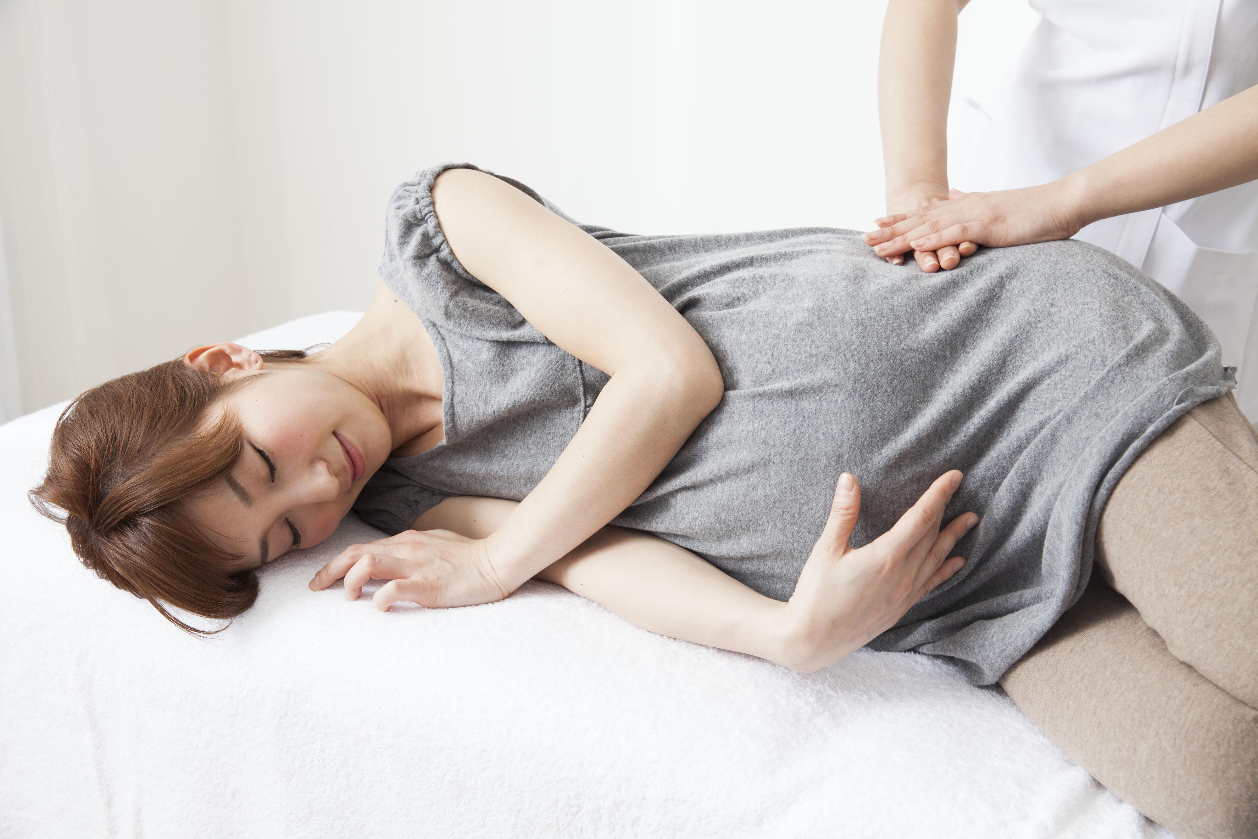 マタニティ・妊婦整体 妊婦さんの「骨盤のゆがみ」と「お産」の関係 神戸垂水整体院