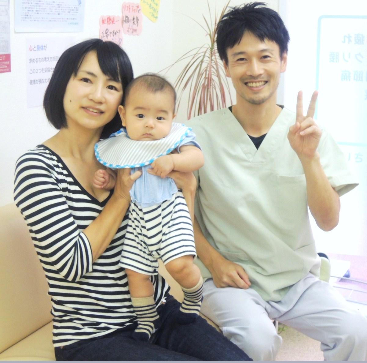 産後の骨盤矯正 神戸市垂水区 Oさま 神戸垂水整体院