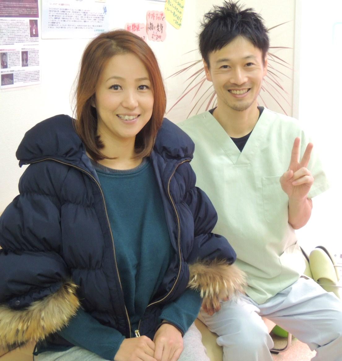 産後の骨盤矯正 神戸市垂水区 Sさま 神戸垂水整体院