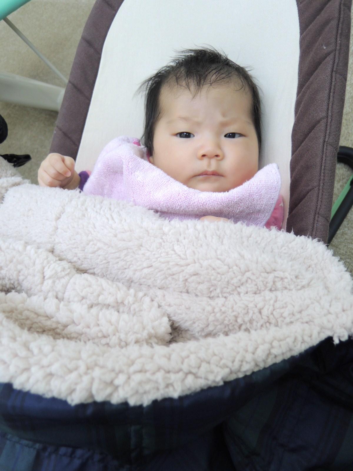 産後の骨盤矯正 明石市 りさきちゃん 神戸垂水整体院