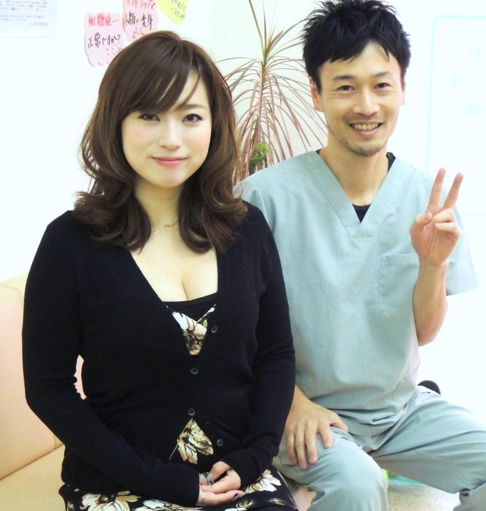 産後の骨盤矯正 神戸市中央区 吉岡さま