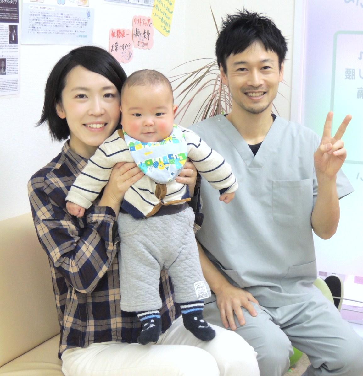 産後の骨盤矯正 神戸市 Sさま 神戸垂水整体院