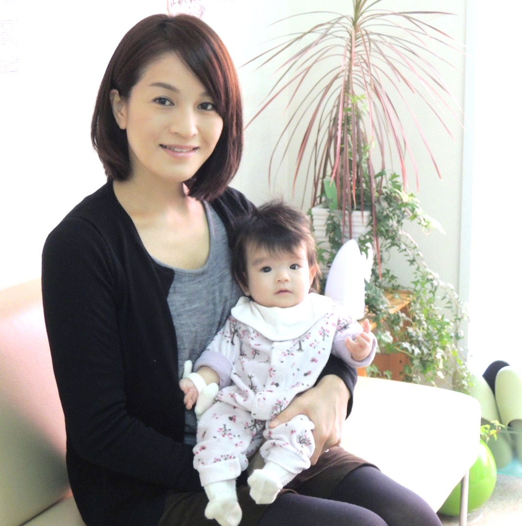 産後の骨盤矯正 神戸市垂水区 Kさま 神戸垂水整体院