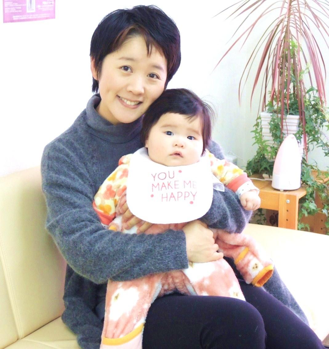 産後の骨盤矯正 明石市 Yさま 神戸垂水整体院